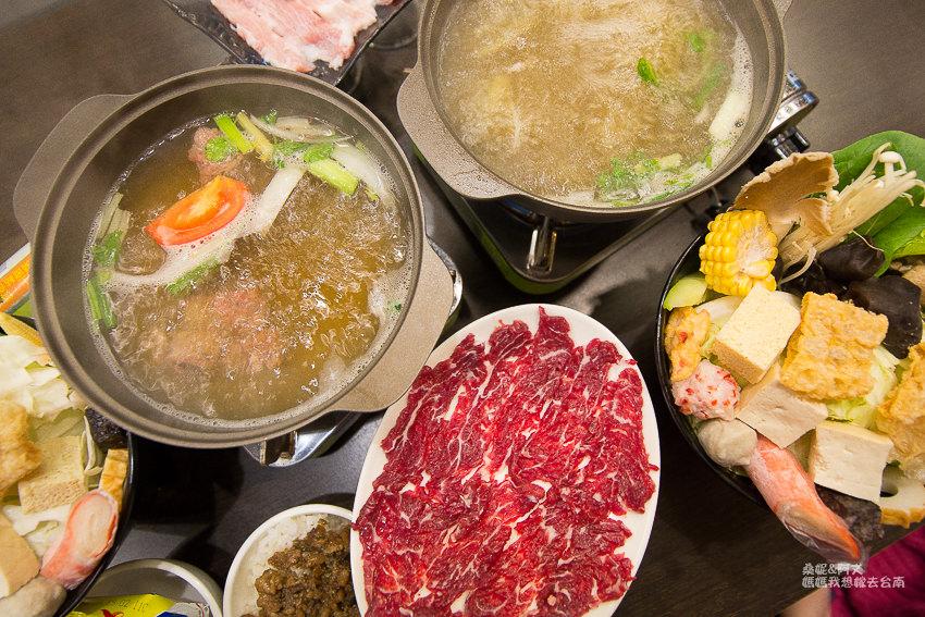 【台南美食】溫體牛肉鍋推薦!! 一個人也可以享用到的評價牛肉鍋!!鴻牛個人溫體牛肉鍋