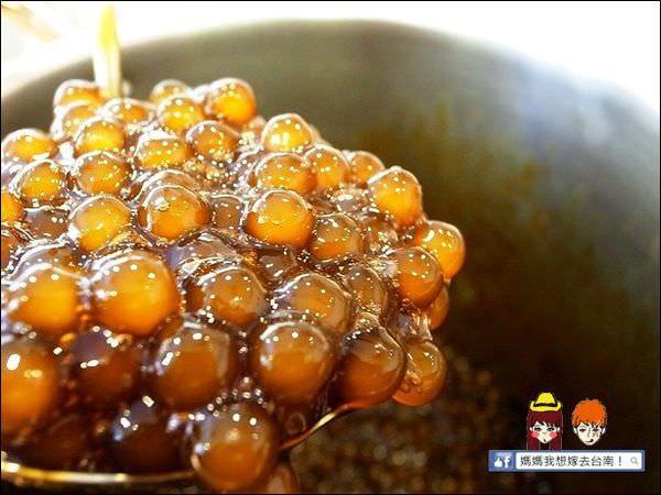 【台南】Queenny葵米。珍珠飲品專售∥珍珠超軟嫩超好吃~辦公室外送飲品的固定班底!